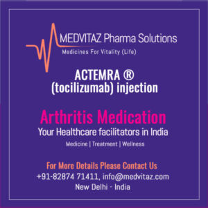 ACTEMRA ® (tocilizumab) injection