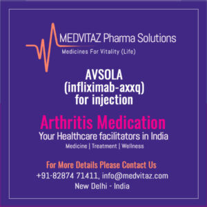 AVSOLA (infliximab-axxq) for injection