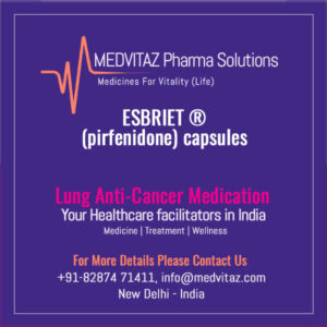 ESBRIET ® (pirfenidone) capsules and film-coated tablets, for oral use
