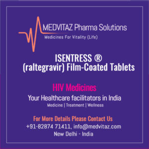 ISENTRESS® (raltegravir) Film-Coated Tablets