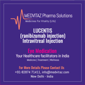 LUCENTIS (ranibizumab injection) Intravitreal Injection