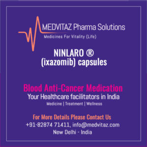 NINLARO ® (ixazomib) capsules, for oral use