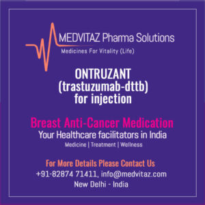 ONTRUZANT (trastuzumab-dttb) for injection