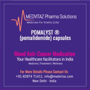 POMALYST ® (pomalidomide) capsules