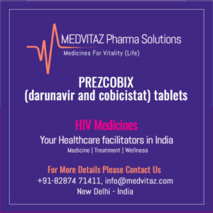 PREZCOBIX (darunavir and cobicistat) tablets