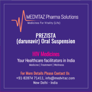 PREZISTA (darunavir) Oral Suspension, for Oral use