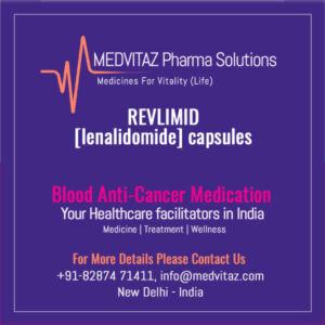 REVLIMID [lenalidomide] capsules