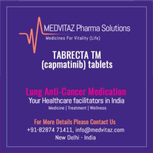 TABRECTA TM (capmatinib) tablets