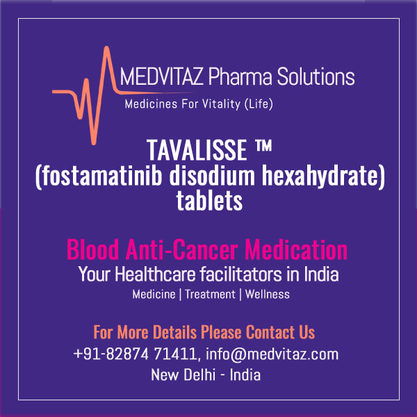 TAVALISSE (fostamatinib disodium hexahydrate) tablets, for oral use Initial U.S. Approval: 2018