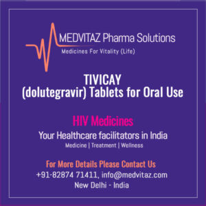 TIVICAY (dolutegravir) Tablets for Oral Use