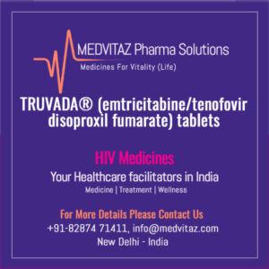 TRUVADA® (emtricitabine/tenofovir disoproxil fumarate) tablets