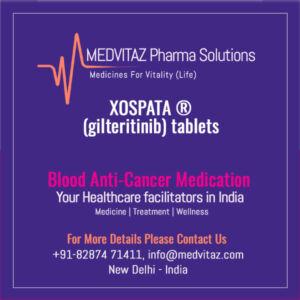 XOSPATA ® (gilteritinib) tablets