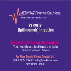 YERVOY (ipilimumab) injection