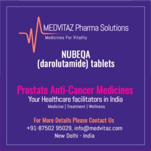 NUBEQA (darolutamide) tablets