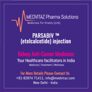 PARSABIV (etelcalcetide) injection Price In India