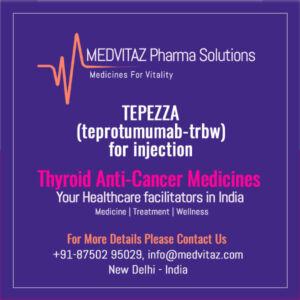 TEPEZZA (teprotumumab-trbw) for injection
