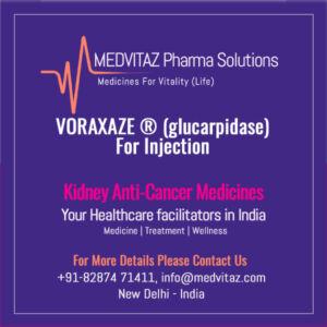 VORAXAZE ® (glucarpidase) For Injection