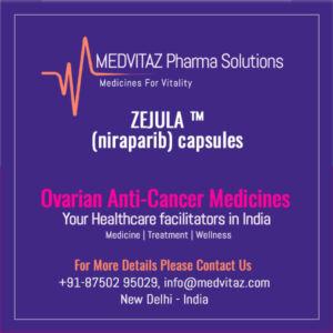 ZEJULA ™ (niraparib) capsules