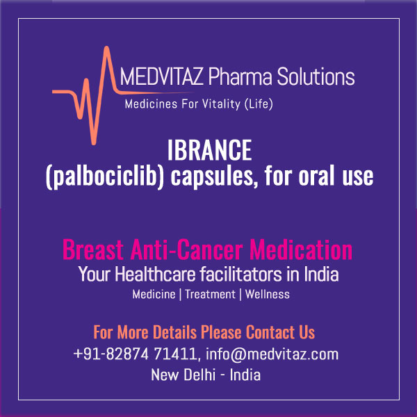 IBRANCE (palbociclib) capsules. FDA-Approved