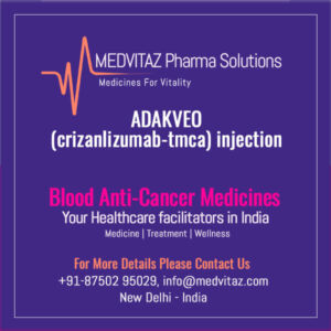 ADAKVEO (crizanlizumab-tmca) injection Delhi India