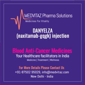 DANYELZA (naxitamab-gqgk) injection Delhi India