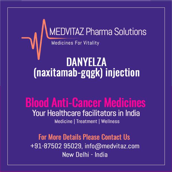 DANYELZA (naxitamab-gqgk) injection