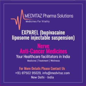 EXPAREL (bupivacaine liposome injectable suspension) Delhi India