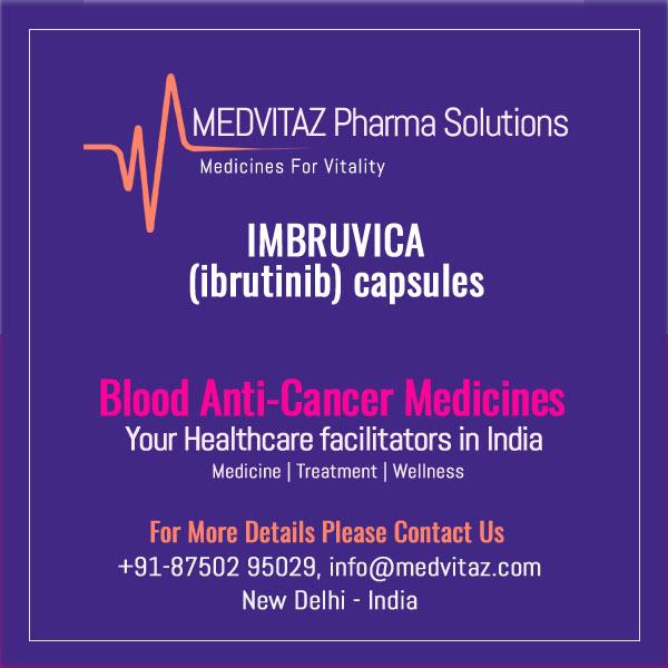 IMBRUVICA (ibrutinib) capsules