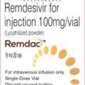 Remdac (remdesivir for injection 100 mg/vial)