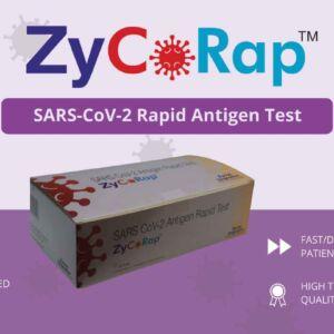 ZycoRap SARS COV-2 Antigen Rapid Test